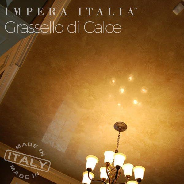San Marco Grassello di Calce ceiling