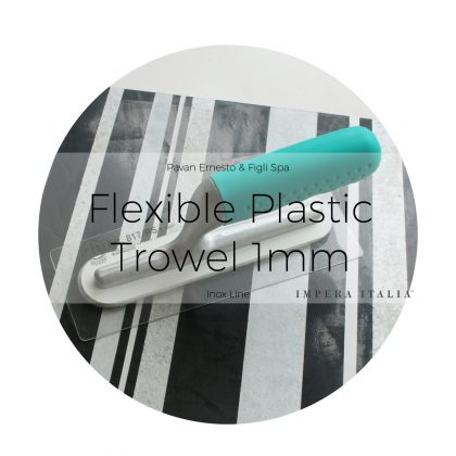 Flexible Plastic Trowel