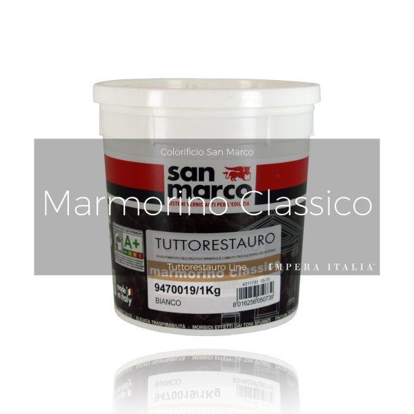 Marmorino classico Italian decorative plaster