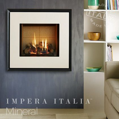 CAP Mineral chimney breast
