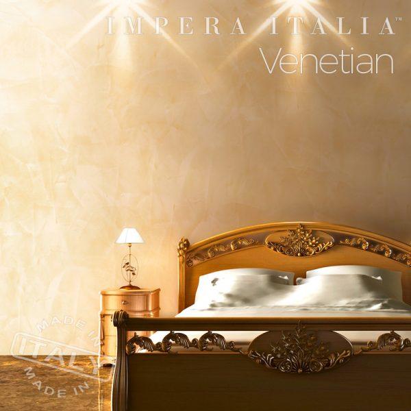 CAP Venetian bedroom