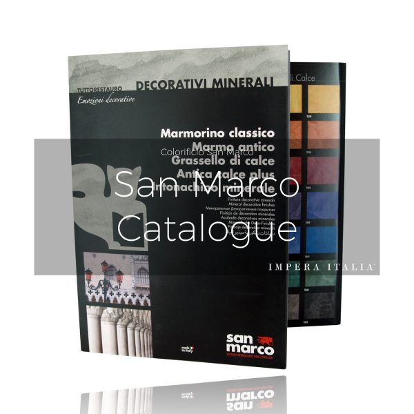 San Marco colour charts