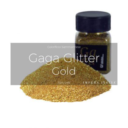 Gaga Glitter Gold