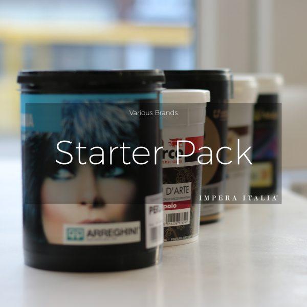 Venetian plaster starter pack