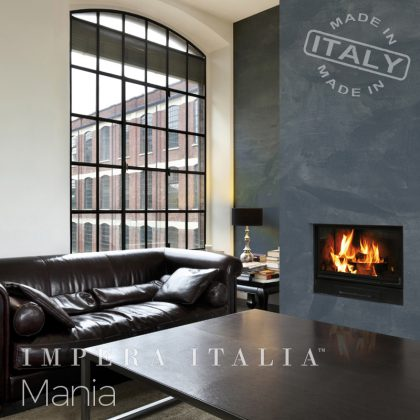 CAP Mania chimney breast