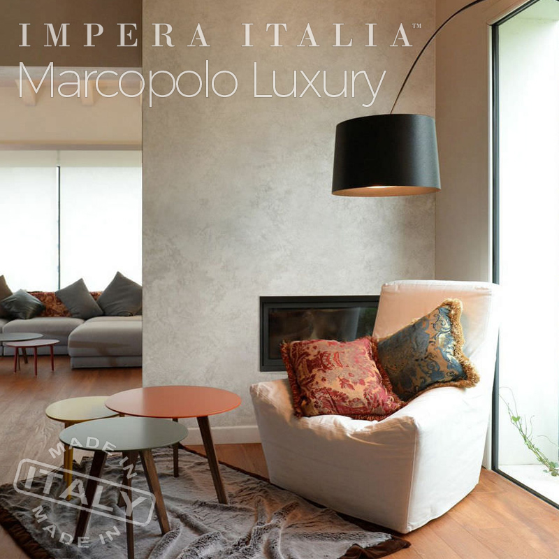 Marcopolo Luxury Paint from San Marco by Impera Italia