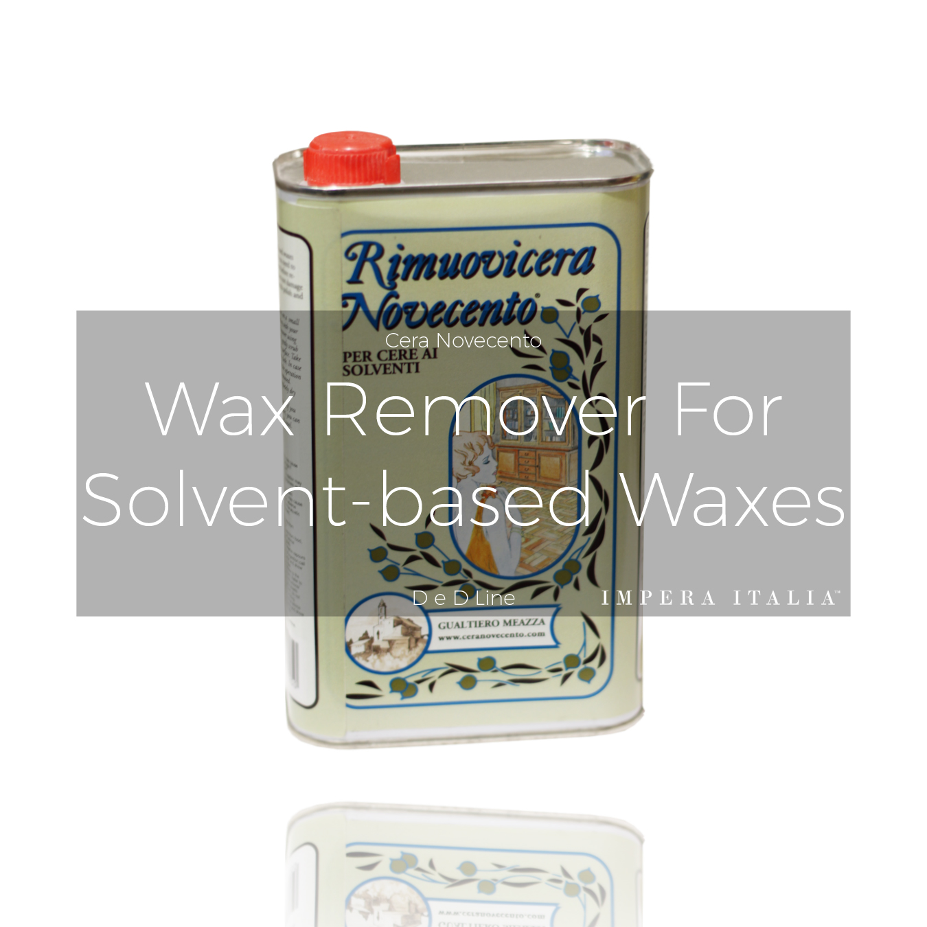 X925 wax remover for solvent based waxes