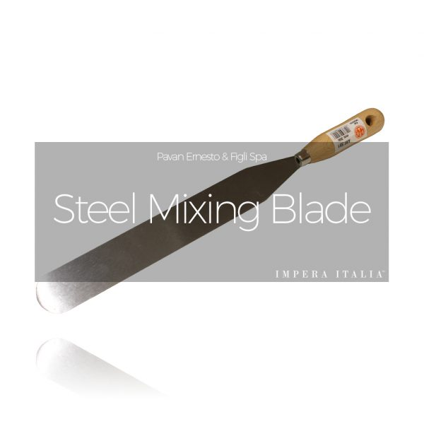 PA551 Steel mixing blade