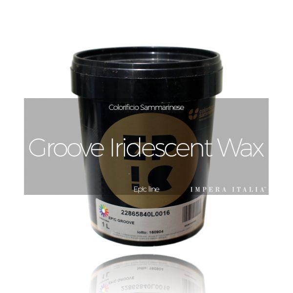 CS22865 Colsam Groove Iridescent Wax