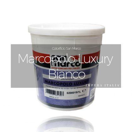SM0200019 San Marco Marcopolo Luxury Bianco
