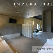 micro cement office