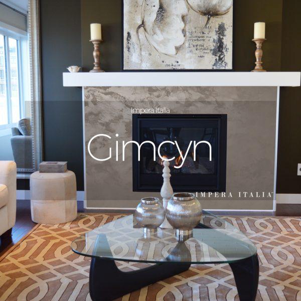 Gimcyn chimney breast